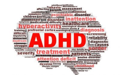 Puzzle pieces: The signs of ADHD in adults
