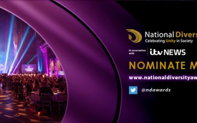 Leah Leaves (Bevan) Nominated for the UK's Largest Diversity Awards