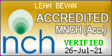NCH Accredited